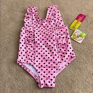 Penelope Mack girls one piece swimsuit